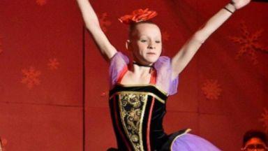 Teen dances 'Nutcracker' lead after 15-hour surgery
