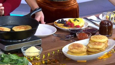 Alex Guarnaschelli shares her New Year's Day recovery brunch recipe