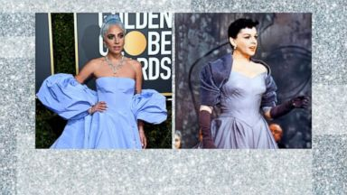 The biggest fashion moments from the 2019 Golden Globes
