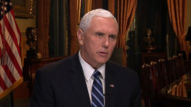 Pence calls for Congress to address border issue