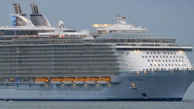 Cruise cut short after nearly 300 onboard fall ill
