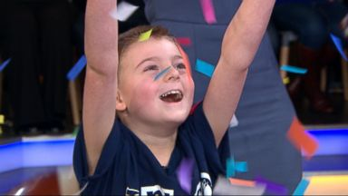 Alaska boy stunned to be picked as NFL Kid Correspondent for Super Bowl 53