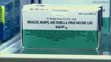 Measles outbreak linked to anti-vaccination movement