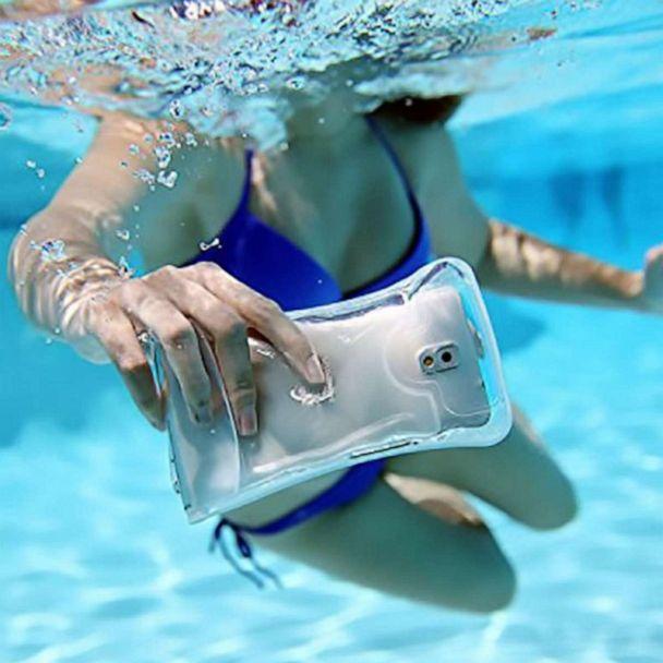 AquaVault: Waterproof Phone Pouch