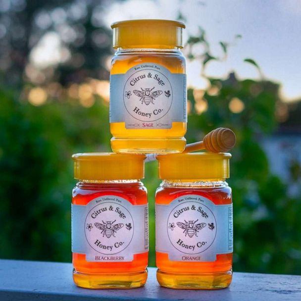 Citrus & Sage Honey Co.: Unifloral Honey Bundle