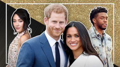 The 8 biggest entertainment stories of 2018: Meghan Markle marries Prince Harry, Roseanne tweets and more