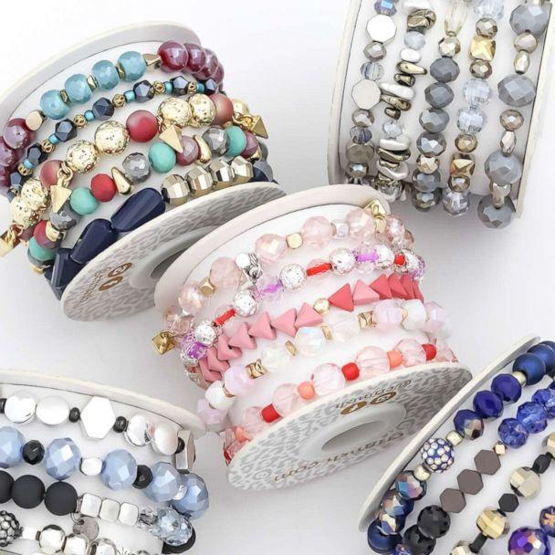 Erimish: Bracelet & Anklet Stacks