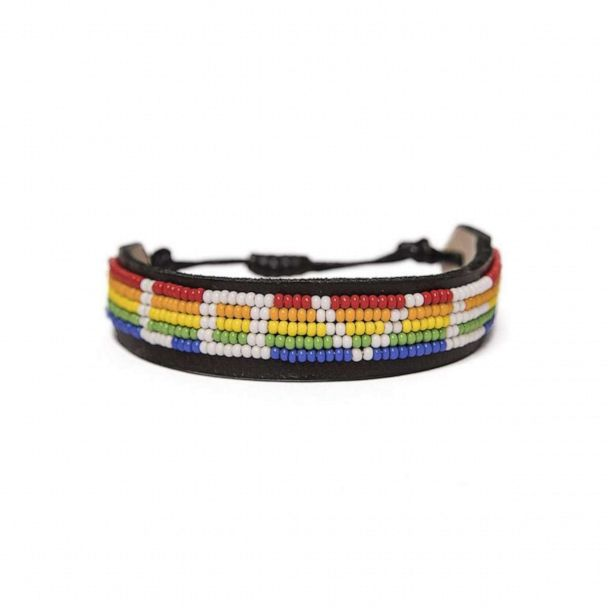 Love Is Project: Artisan Beaded Bracelet Singles and Sets