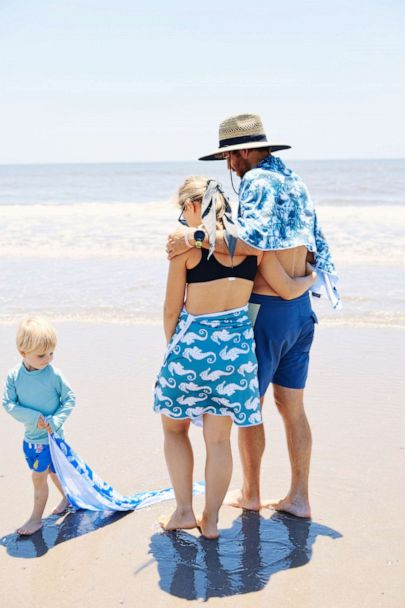 Luv Bug Co: Sunscreen Towels