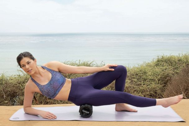 Nextrino: Vibrating Massage Ball & Foam Roller