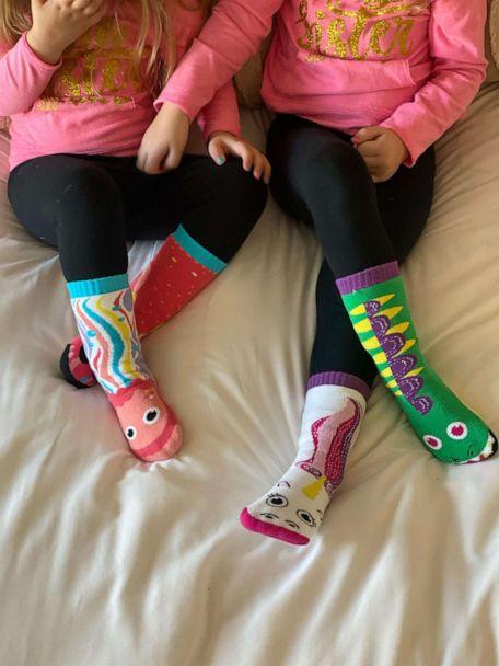 Pals: Mismatched Socks & Masks