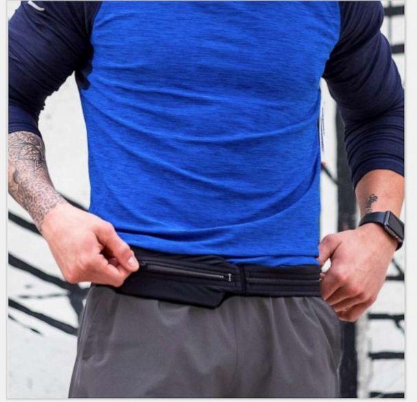 SPIbelt: Personal Item Belt