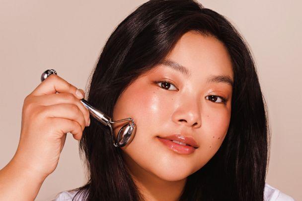 SACHEU: Face Roller, Gua Sha & Sleep Essentials Set