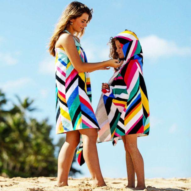 Simple Sarongs: Beach Towel/Cover-Up