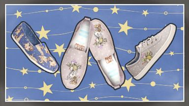 You can be the fairest one of all with Disney, TOMS Snow White shoes
