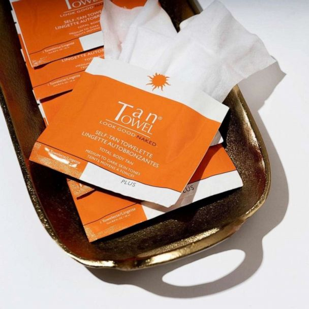 TanTowel: Self-Tanning Products
