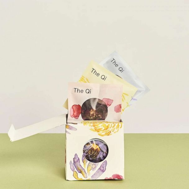 The Qi: Flower Tea
