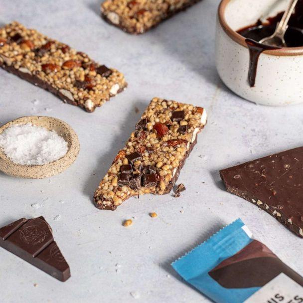 This Saves Lives: Snack Bars & Krispy Treats