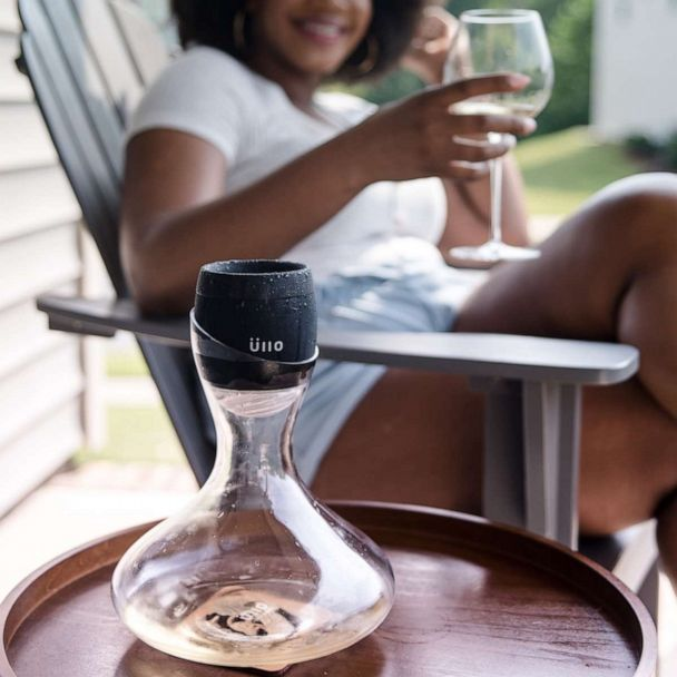 Üllo: Wine Purifier, Carafe & Decanter
