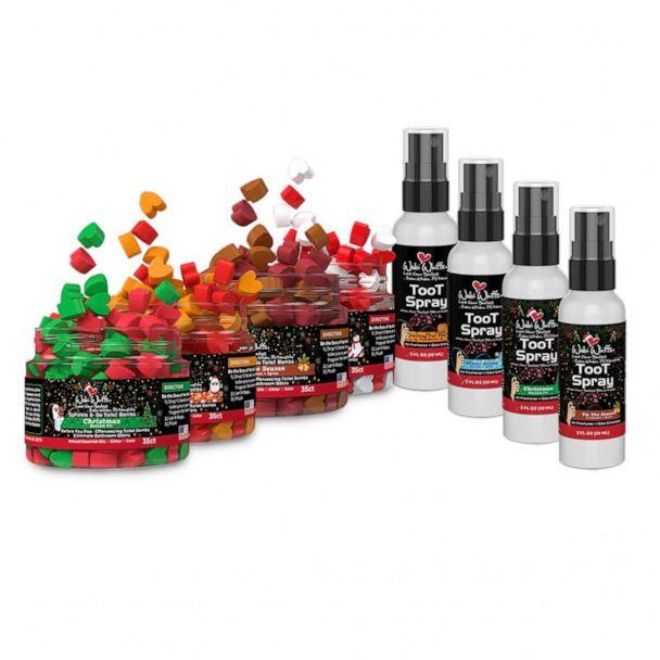 Wabi Whiffs: Toilet Bombs, Sprinkles & Sprays