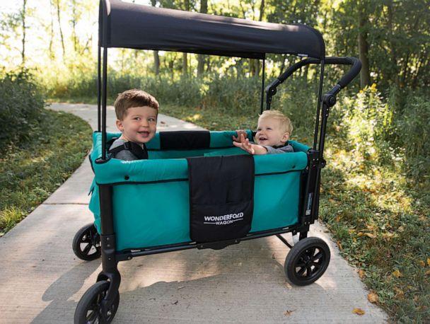 WONDERFOLD: Stroller Wagons