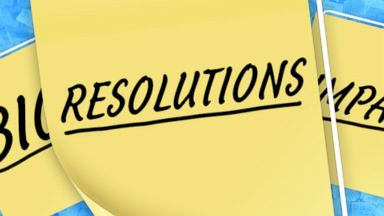 No. 1 trick to making New Year's resolutions that stick