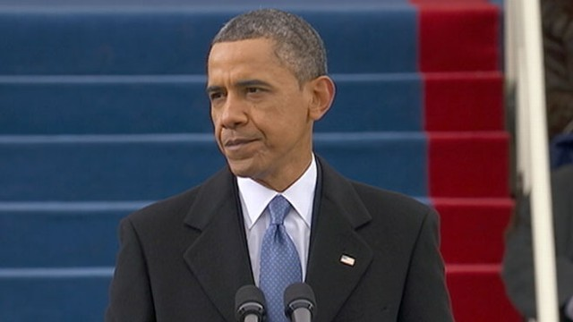 Stylistic analysis of obamas inaugural speech