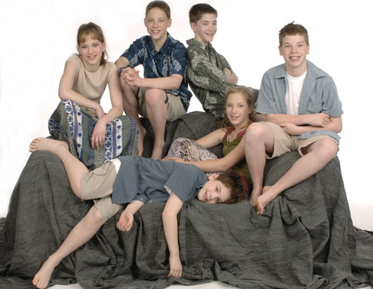 Dilley Sextuplets 19 | www.imgkid.com - The Image Kid Has It!
