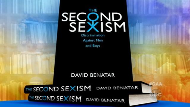 sexism against men a problem or victim envy video abc news