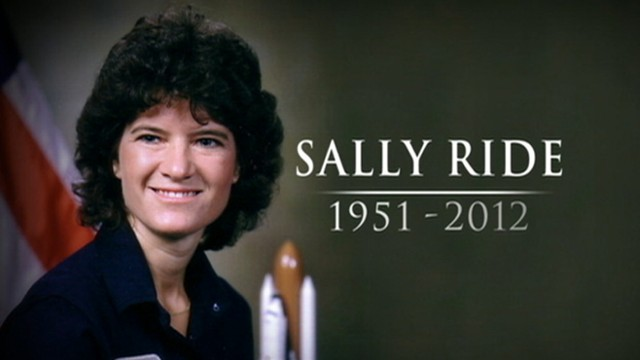 Astronaut Sally Ride, First Woman in Space, Dies of ...
