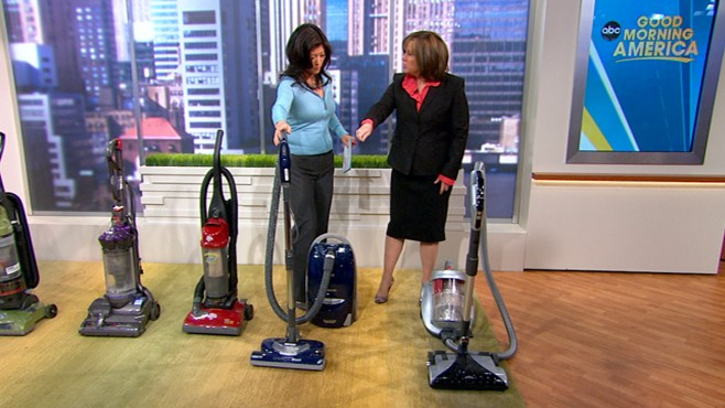 Top Picks Consumer Reports Puts Vacuum Cleaners To The
