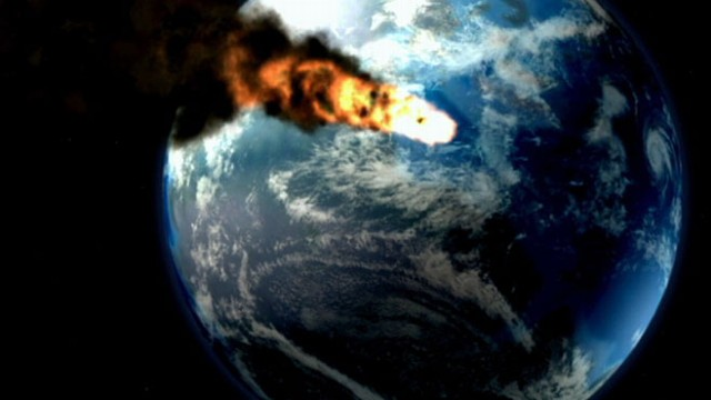 How Big Asteroid Destroy Earth (page 2) - Pics about space