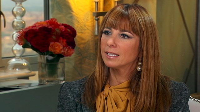 PHOTO: Star Jill Zarin says goodbye to the Real Housewives show.