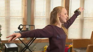 Teen dances the lead in 'The Nutcracker' after surviving surgery to remove her pancreas