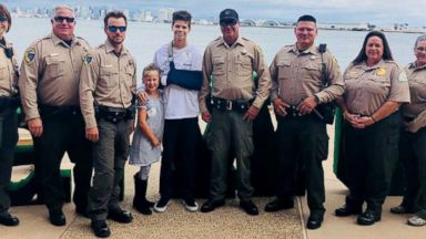 California 13-year-old who survived shark attack says he can't wait to 'get back out there'