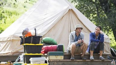 David Tennant talks new TV series 'Camping'