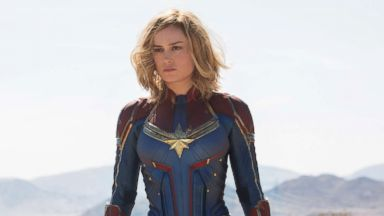 'Captain Marvel': 5 highlights from the Marvel-ous 1st trailer