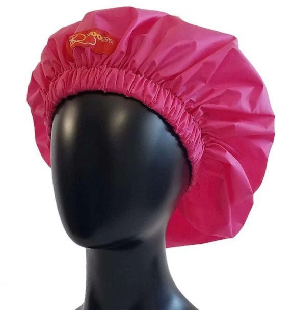 The Do Keeper: Everlasting Shower Cap, Rain Cap & Sleep Bonnet