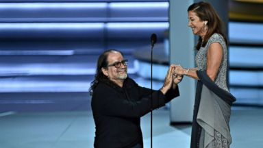 Emmy winner's longtime girlfriend 'shocked' by sweet proposal: 'I'm the happiest girl'