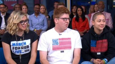 Parkland shooting survivors-turned-activists: 'We are the largest voting bloc in this country'