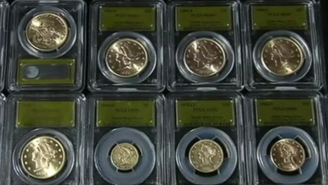 $10M Gold Coins May Be Linked to Heist Video - ABC News