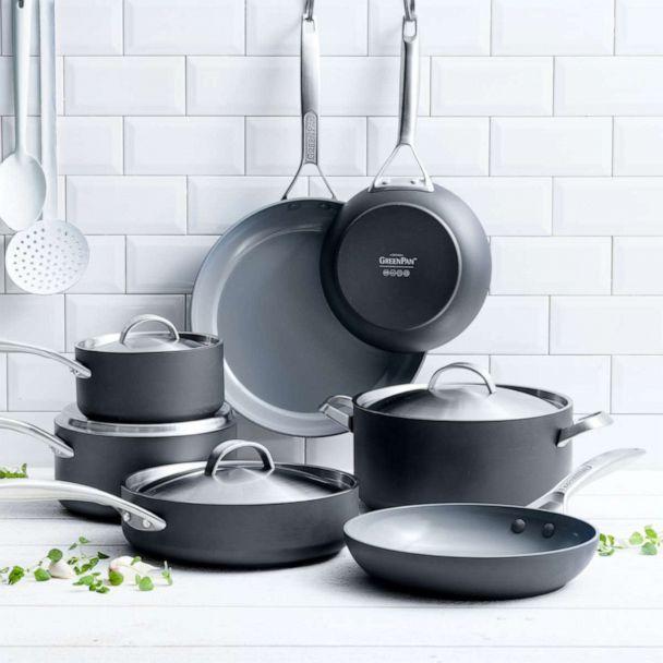 GreenPan: Paris Ceramic Non-Stick Cookware