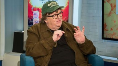 Michael Moore thinks Tom Hanks should be the next president
