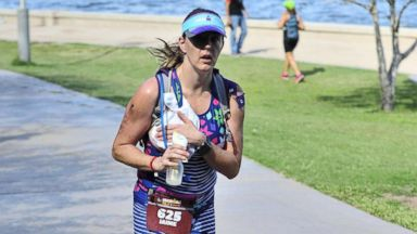 I breast pumped while running an Ironman race and was floored by the responses online