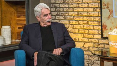 Sam Elliott on 'A Star is Born' and the telltale sign that he was shoo-in for the role