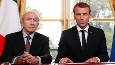 French interior minister quits in new blow to Macron