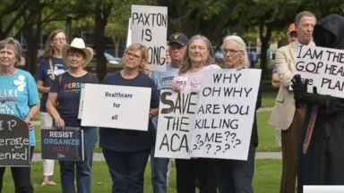 Texas judge rules Obamacare 'unconstitutional'