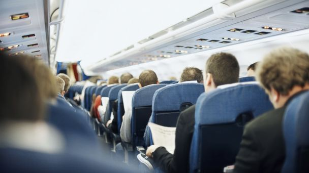 Are Airplane Seats a Ticket to Infection? - ABC News