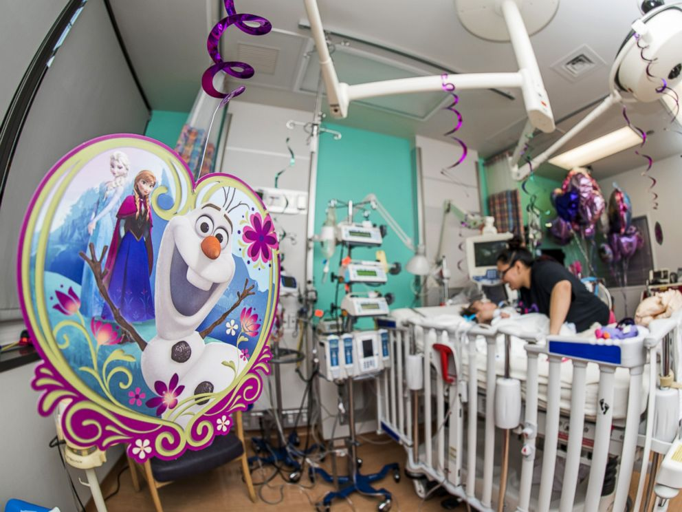 Formerly Conjoined Twin Leaves Hospital In Time For Mother