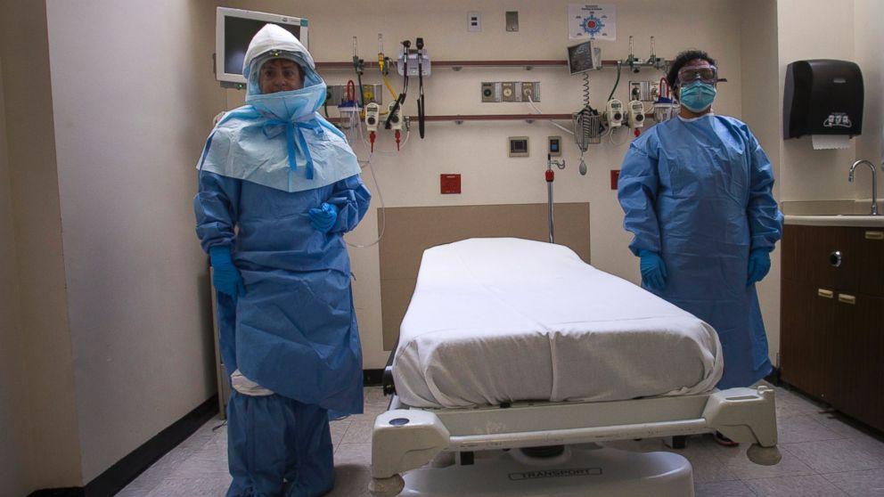 Texas Ebola Breach Raises Questions On Hospitals